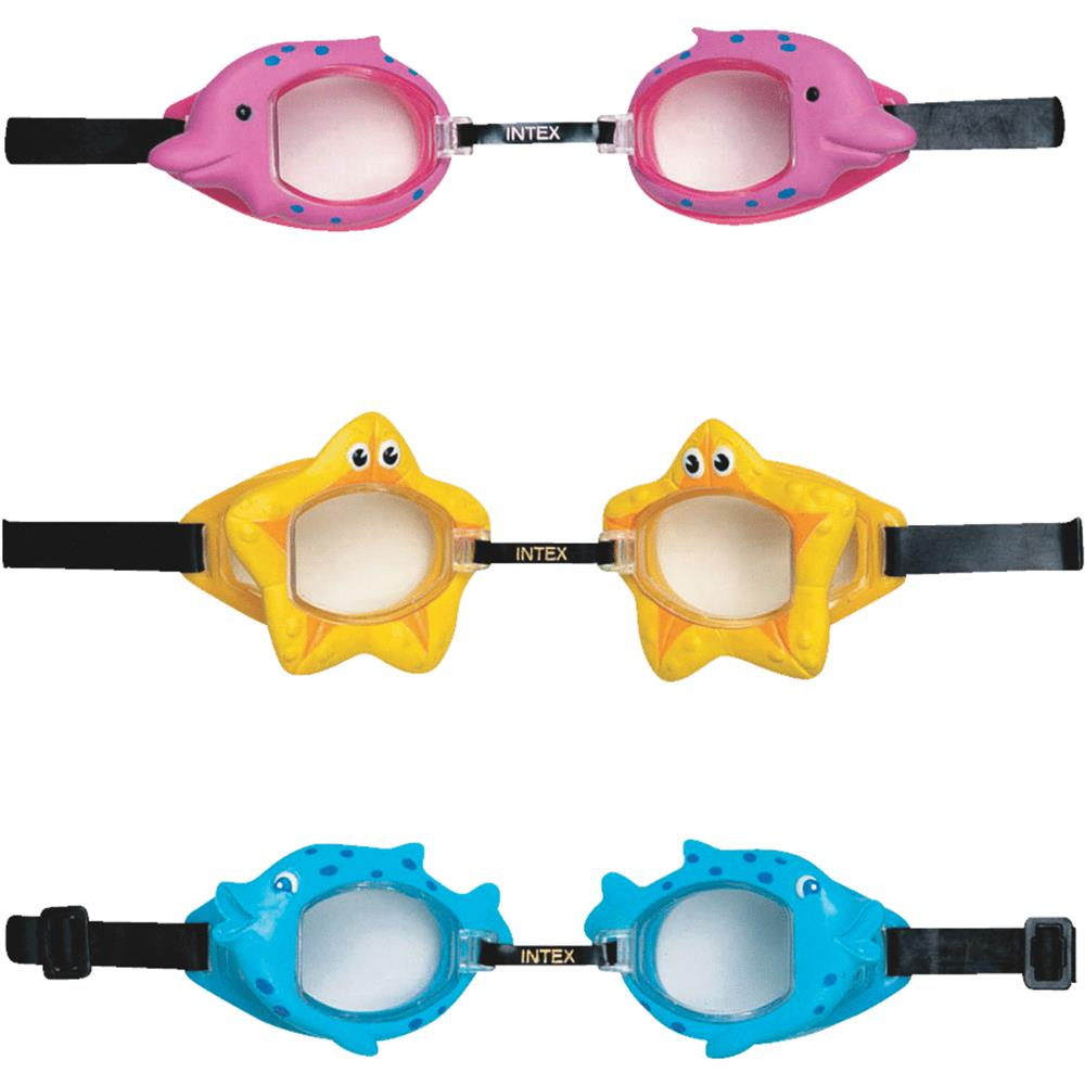 Intex Recreation Fun Goggles 55603E