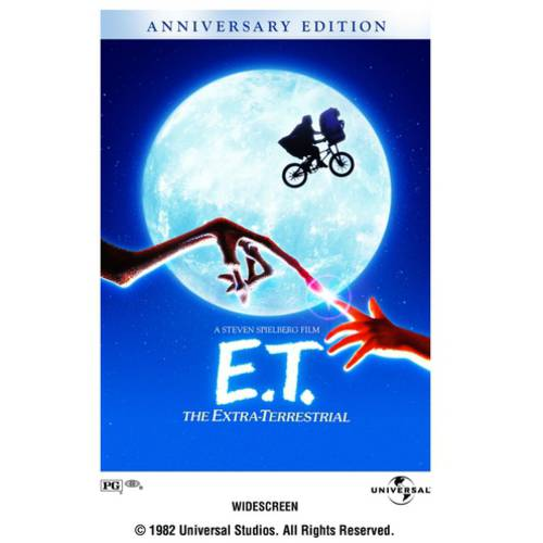 E.T. The Extra-Terrestrial (Anniversary Edition) (With INSTAWATCH) (Anamorphic Widescreen, ANNIVERSARY)
