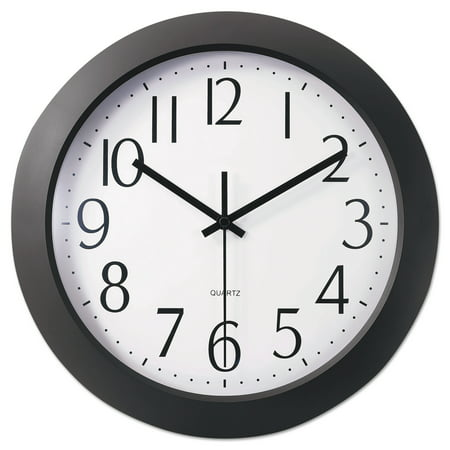Bulldogs 12 Wall Clock (Universal Whisper Quiet Clock, 12