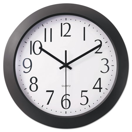 - Universal Whisper Quiet Clock, 12