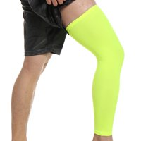 CFR Compression Leg Sleeves Knee Brace for Sports, Running, Basketball, Calf Knee Pain Relief, Improve Blood Circulation and Injury Recovery - Best knee Calf Support for Men & Women