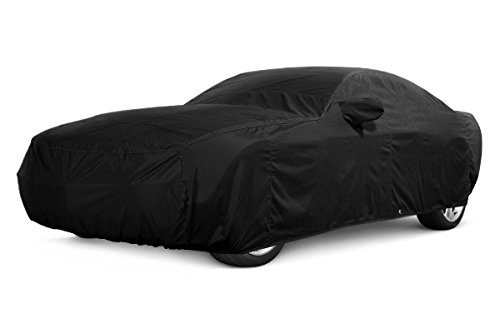 CJ7, YJ, TJ Black Xtrashield CarsCover Custom Fit 1976-2006 Jeep Wrangler 2 Door SUV Car Cover