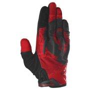 SixSixOne Evo II Full Finger Glove: Red XL