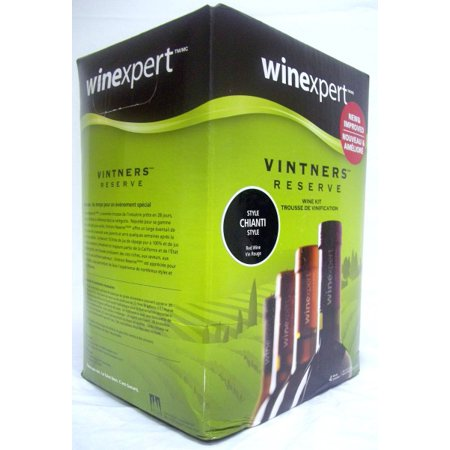 - Sangiovese (Chianti) Wine Making Kit - Vintners Reserve