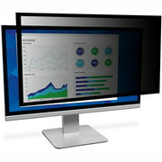 "3M Framed Privacy Filter for 20"" Widescreen Monitor"