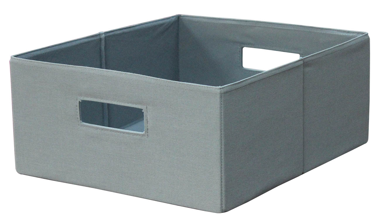 """Better Homes and Gardens 12.75""""L x 15""""W x 6""""H Open Slot Half-Size Cube... by SEDO CAMPING CO LTD"""