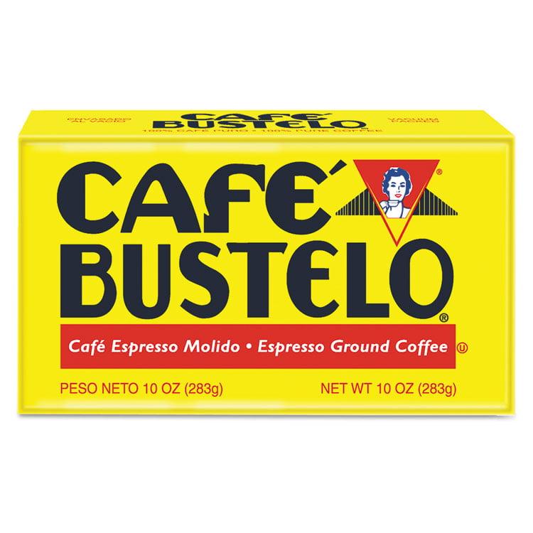 Coffee, Espresso, 10 Oz Brick Pack, 24 carton by