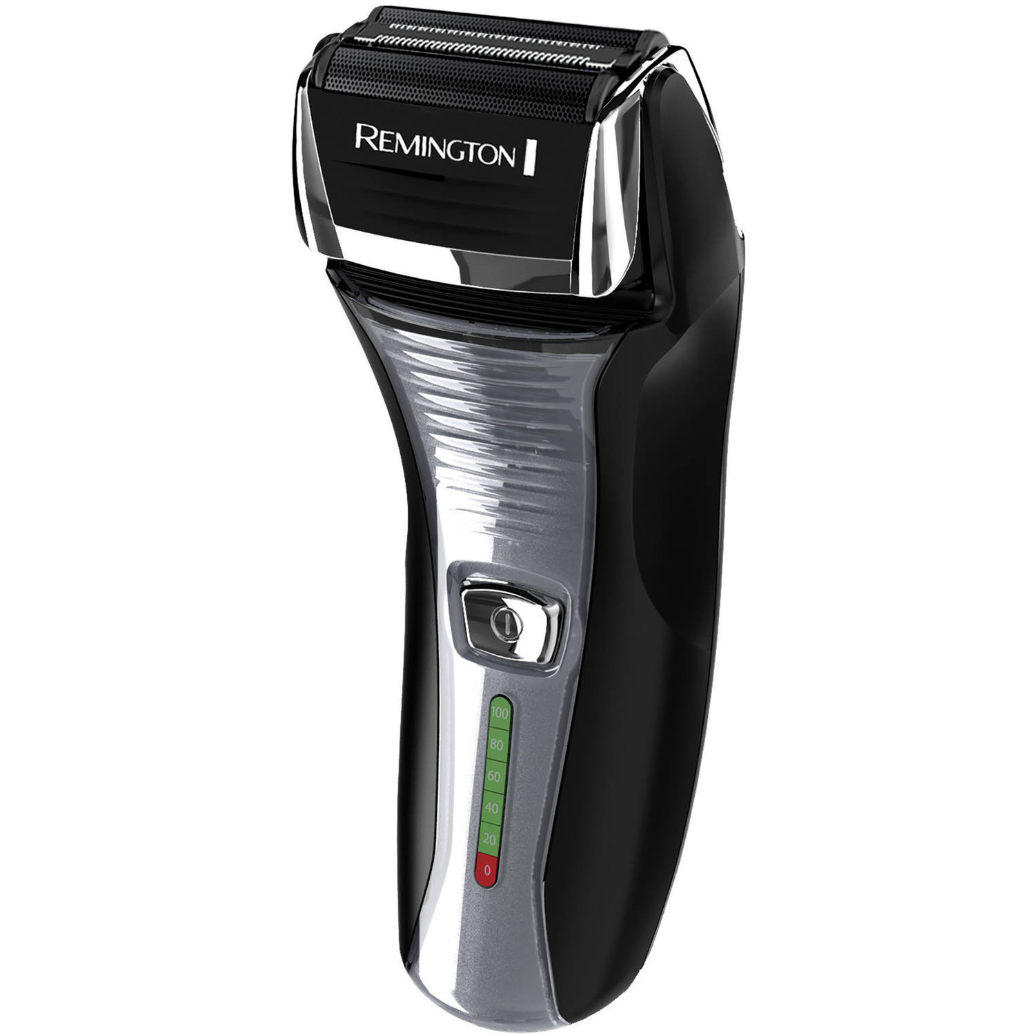 Remington F5-5800 Rechargeable Pivot & Flex Foil Shaver with Interceptor Shaving Technology