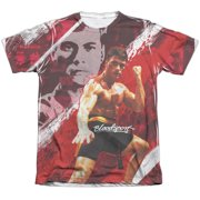 Bloodsport Fight Of Your Life Mens Sublimation Shirt