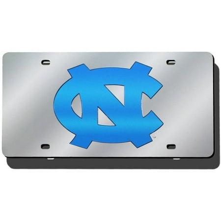NCAA North Carolina Laser Tag License Plate