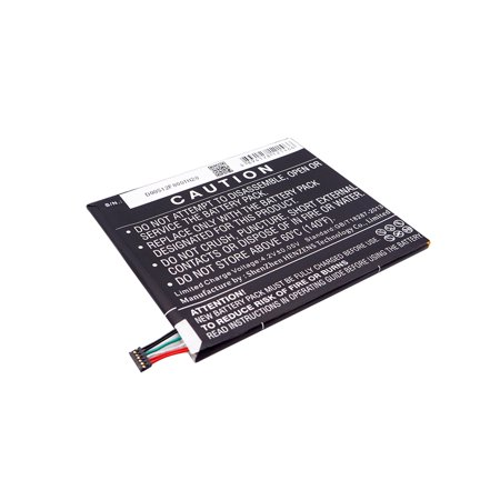 Smavco Bundle Mc 308594 Battery For Amazon Kindle Fire 7