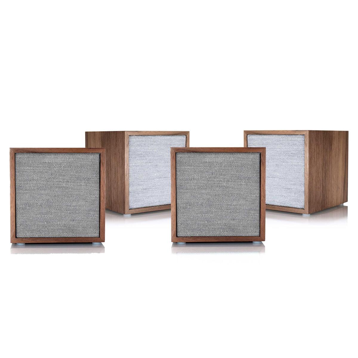 Tivoli Audio CUBE Wireless Speakers Set of 4 by Tivoli Audio