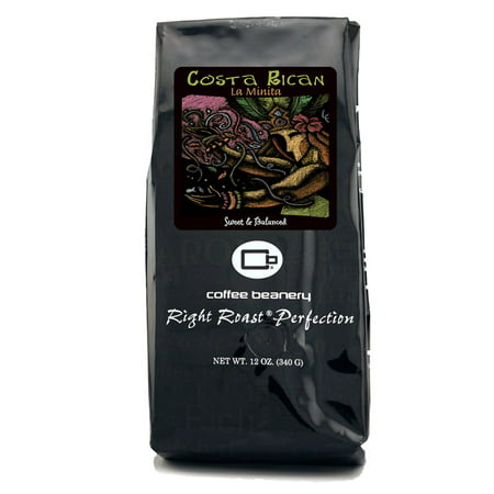 Coffee Beanery Costa Rican La Minita 12 oz. (Whole Bean)
