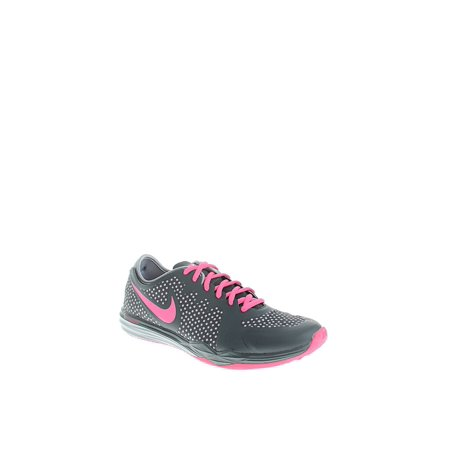 low price sale a few days away on feet images of Nike Womens Dual Fusion TR 3 Print Low Top Lace Up Running ...