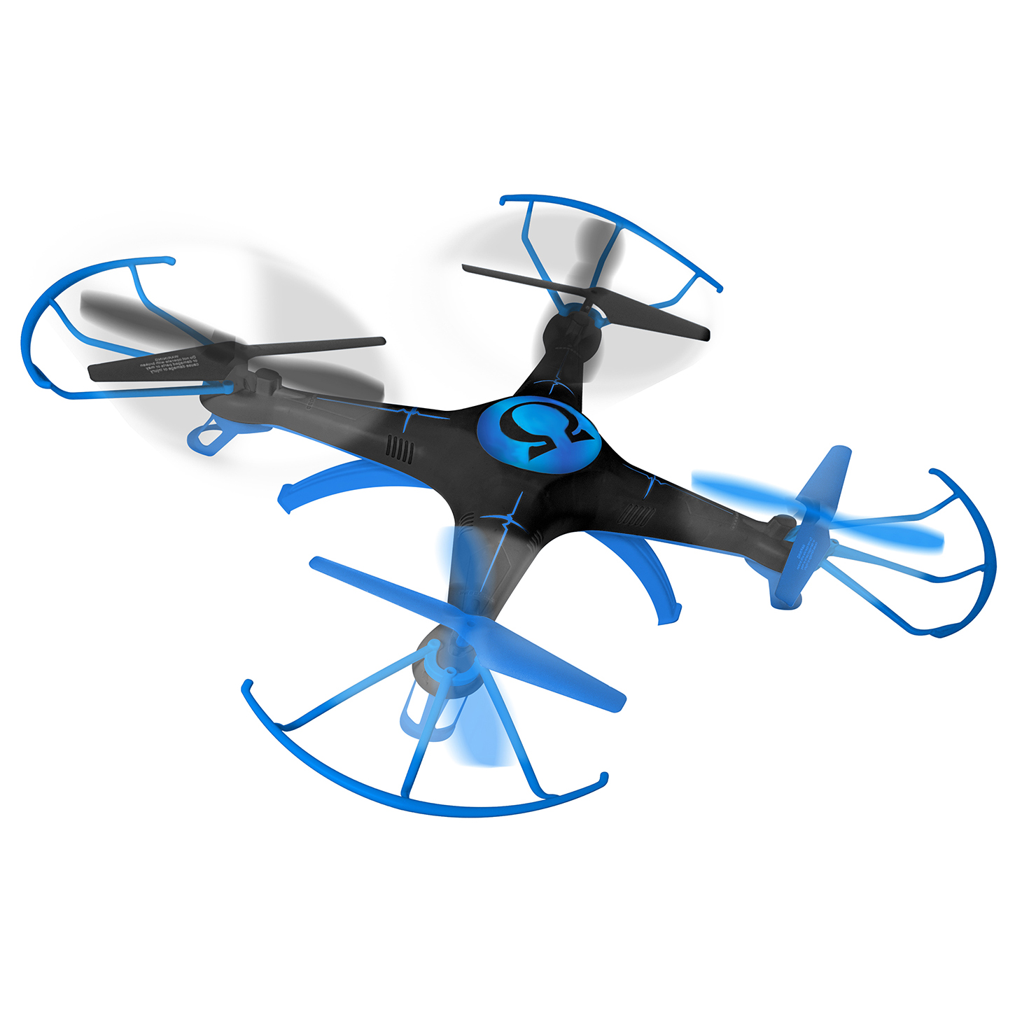 Alta Quadcopter RC Drone Omega with FPV Live Stream Camera and Remote Control by