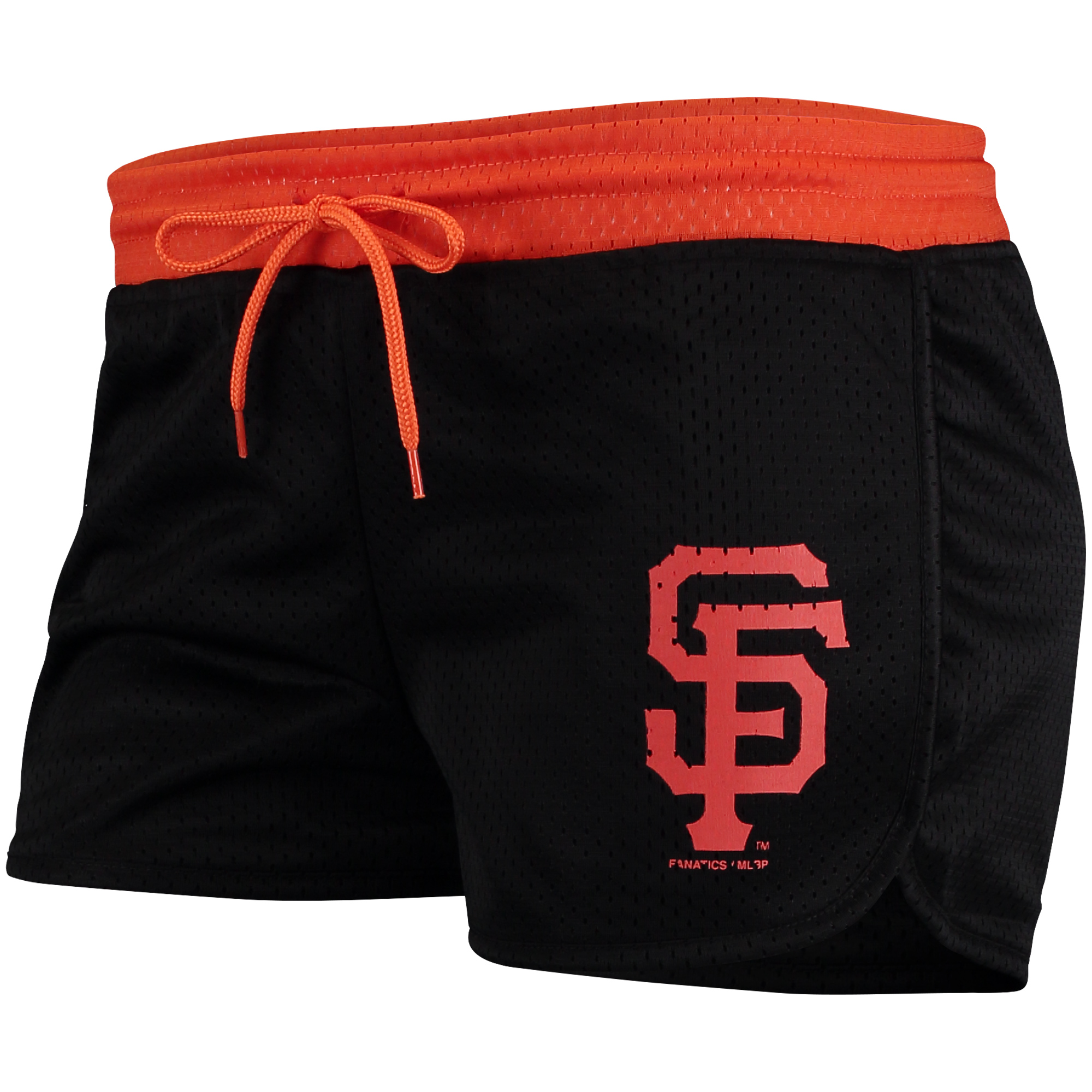 San Francisco Giants Fanatics Branded Women's Overtime Run Short - Black