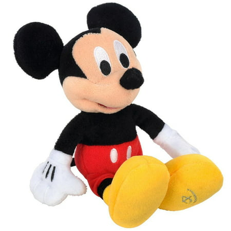 """Disney's Mickey Mouse Clubhouse 8.5"""" Plush Mickey Mouse - image 1 de 1"""