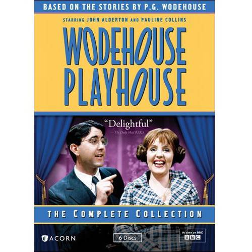 Wodehouse Playhouse: The Complete Collection (Full Frame)
