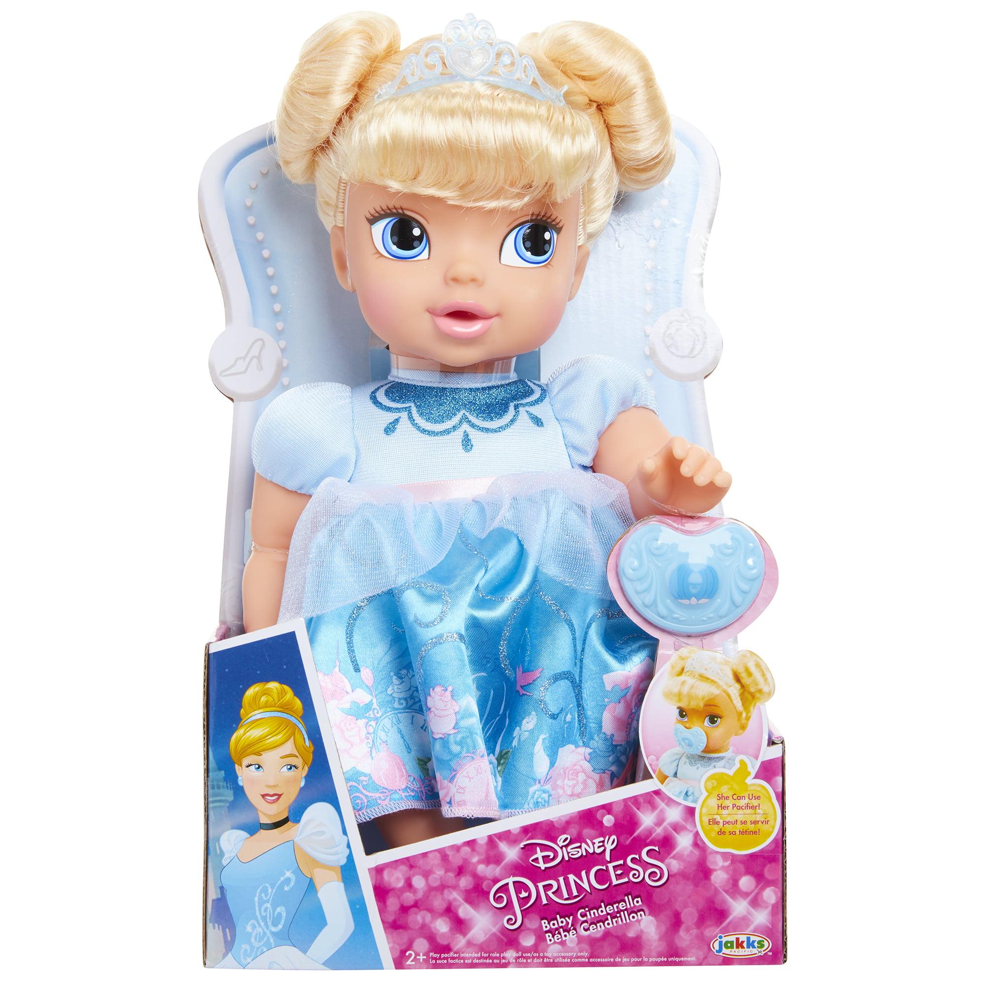 Disney Princess Deluxe Baby Cinderella