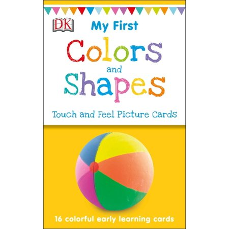 My First Touch and Feel Picture Cards: Colors and (What Shape Is My Face App)