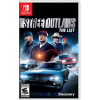 Street Outlaws: The List, GameMill, Nintendo Switch, 856131008091