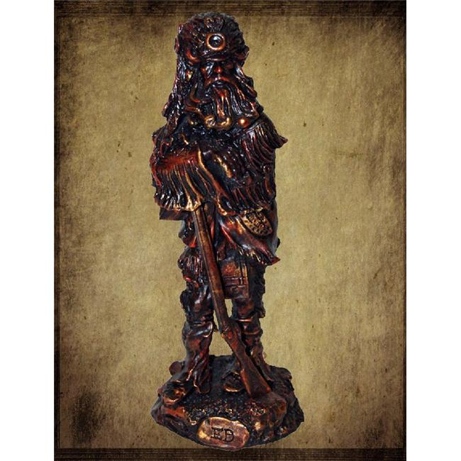 Craft-Tex 10085NP Mountain Man Figure Stand Statue