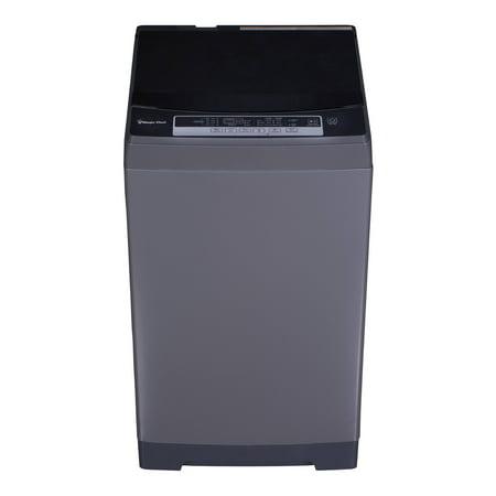 Magic Chef 1.6 cu.ft. Topload Compact Washer, Dark