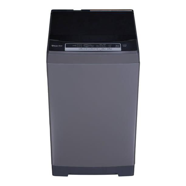 Magic Chef 1.6 cu.ft. Topload Compact Washer, Dark Gray - Walmart.com - Walmart.com