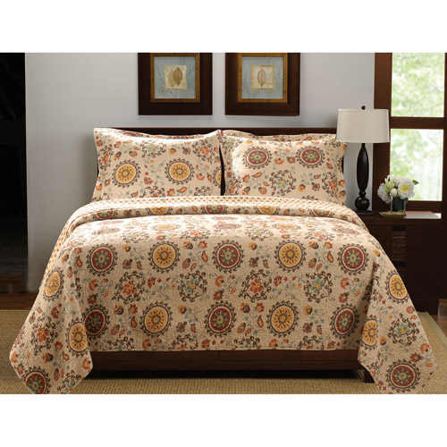 Global Trends Alta Bedding Quilt Set