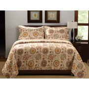 Global Trends Alta 100% Cotton Quilt Set
