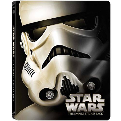 Star Wars: Episode V - The Empire Strikes Back (Limited Edition Collectible Steelbook) (Blu-ray)