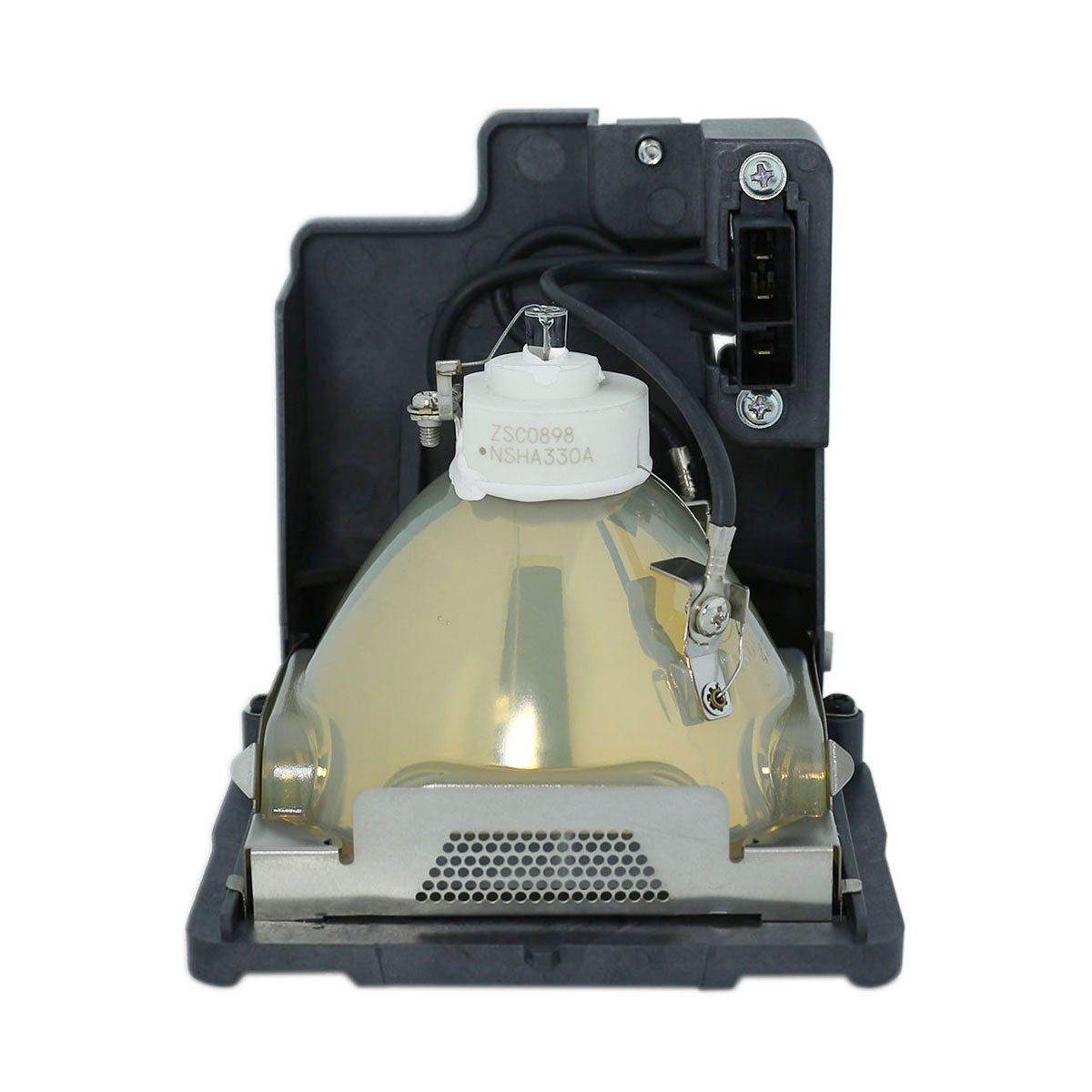 Genuine Original Replacement Bulb//lamp with OEM Housing for Christie 003-120338-01 Projector Ushio Inside IET Lamps