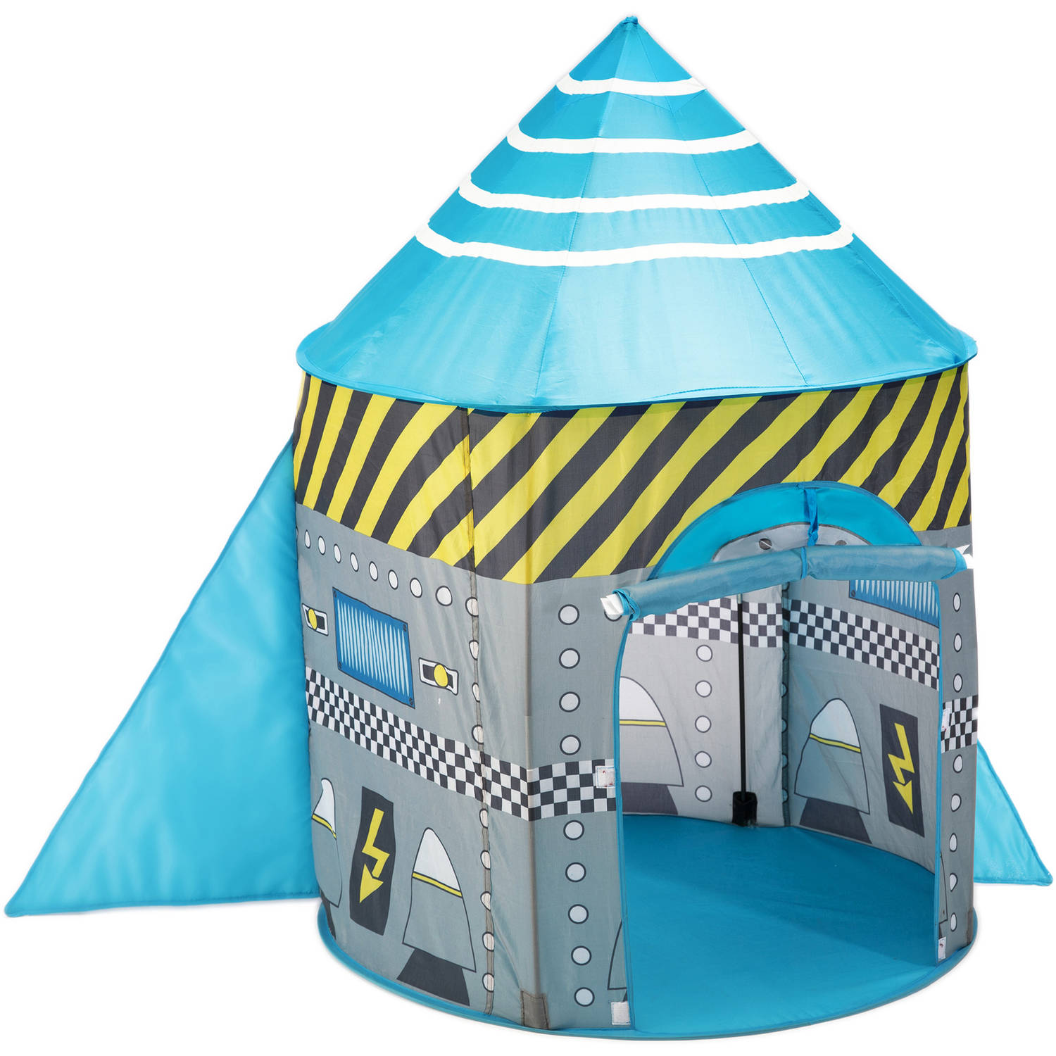 sc 1 st  Walmart & Fun2Give Pop-it-up Play Tent Space Rocket - Walmart.com