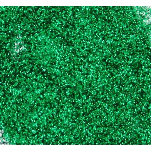 Zink Color Multi Purpose Glitter Brilliance Pro Emerald Green