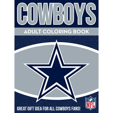 In the Sports Zone   NFL Adult Coloring Book, Dallas Cowboys ()