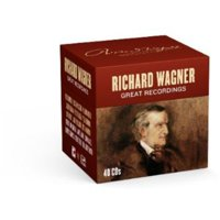 Richard Wagner: Great Recordings / Various (Box)