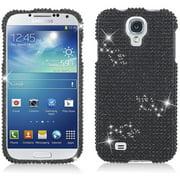 Black KTA Galaxy S4 Bling Rhinestone Cover