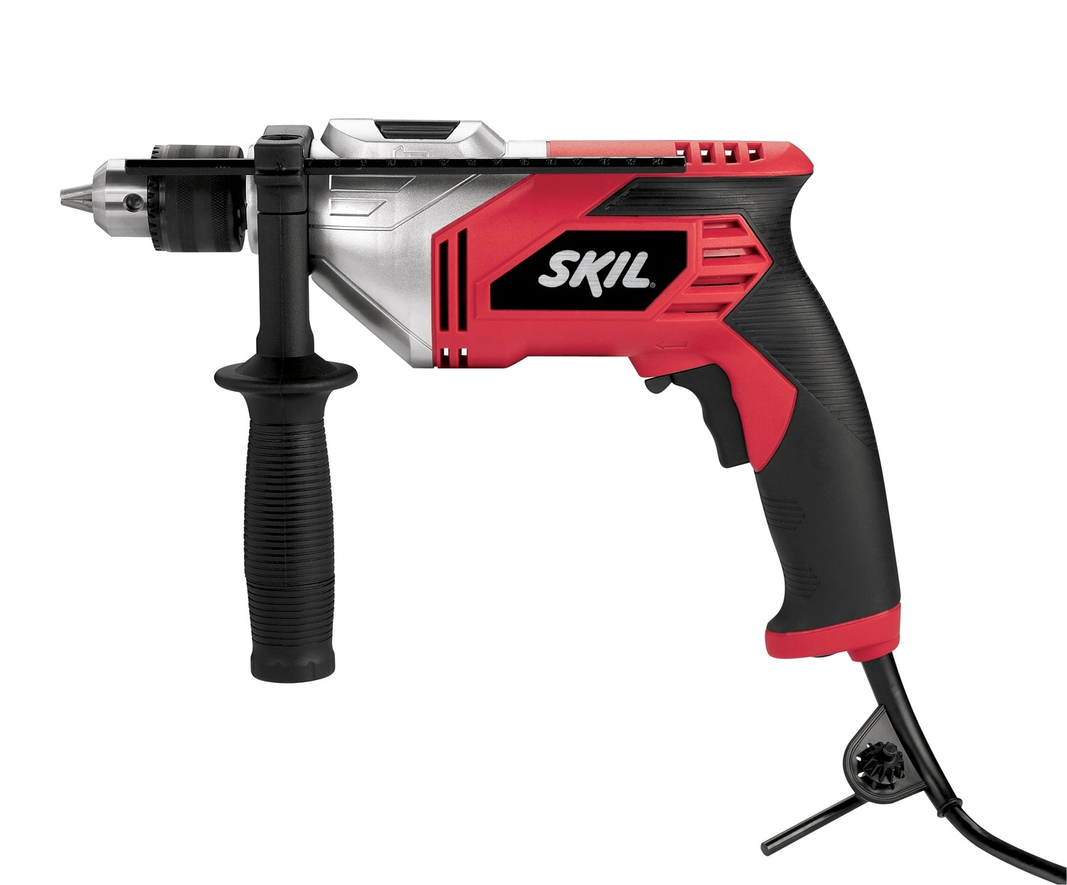 "SKIL 6445-04 1 2"" 7A Corded Hammer Drill by Skil"