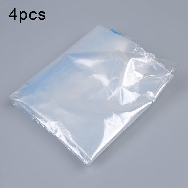 Vacuum sealed garment bags