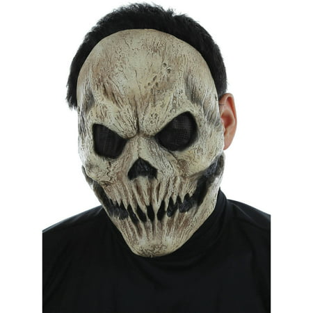 Angel Of Death Mask Adult Halloween Accessory](Angel Mask)