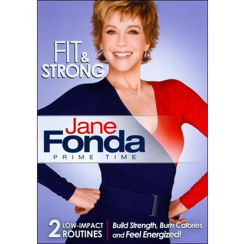 Jane Fonda Prime Time: Fit & Strong (Full Frame)