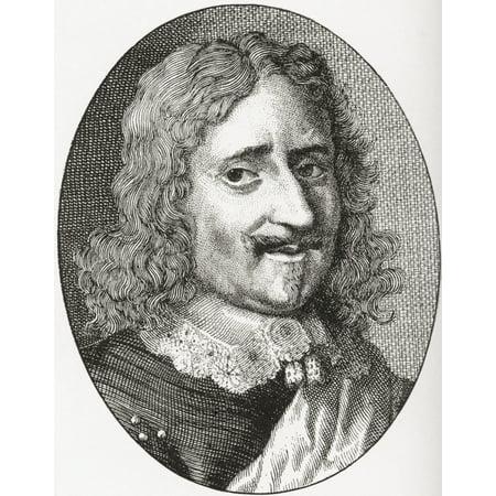 Posterazzi Nicolas V De Neufville De Villeroy 1St Duke Of Villeroy 1598 Canvas Art - Ken Welsh Design Pics (24 x 32)