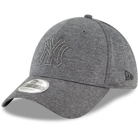 be8ef8d4ebcd3 New York Yankees New Era 2018 Clubhouse Collection Classic 39THIRTY Flex Hat  - Graphite - Walmart.com