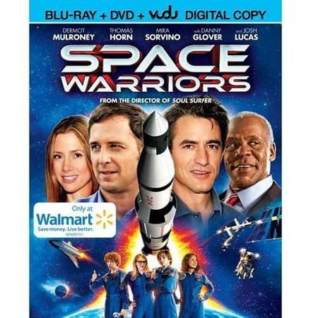 Space Warriors (Blu-ray + DVD + Digital Copy) (Walmart Exclusive)