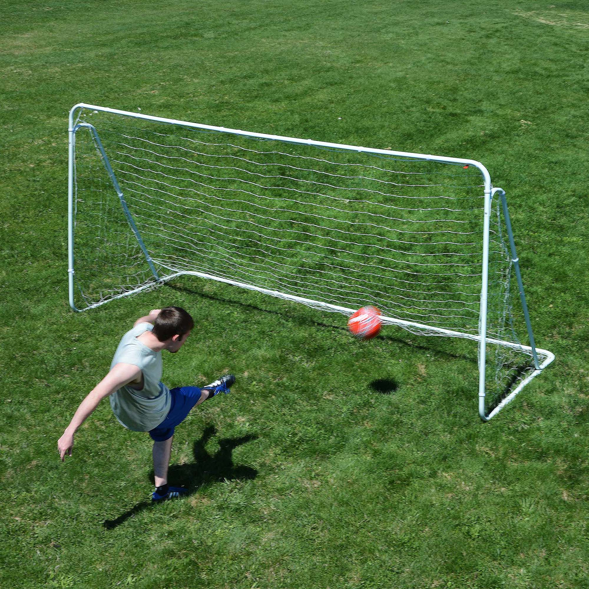 Lion Sports 12' x 6' Soccer Goal by Generic