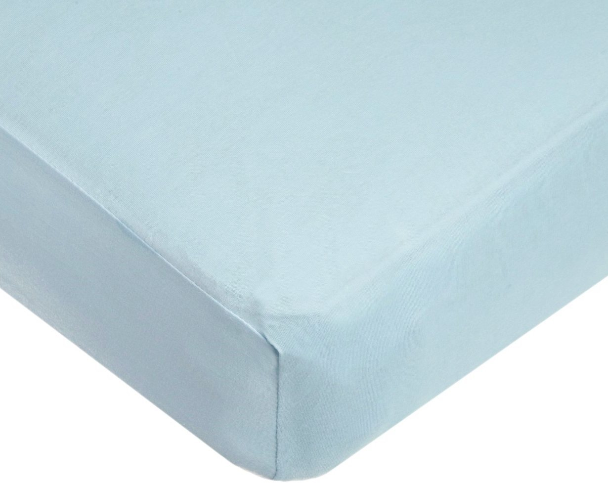 for Boys and Girls White American Baby Company Heavenly Soft Chenille Fitted Bassinet Sheet