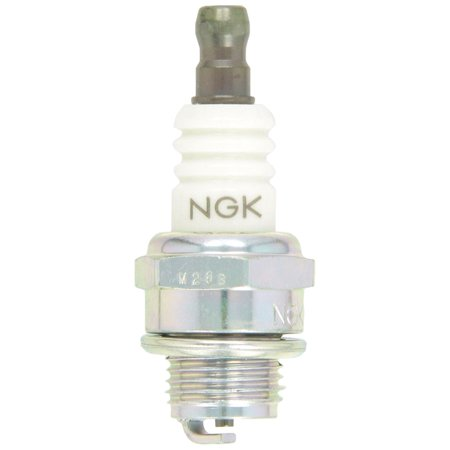 Ngk Spark Plug Pack - (6021) BM6A SOLID Standard Spark Plug, Pack of 1, You can depend on NGK for quality and reliability