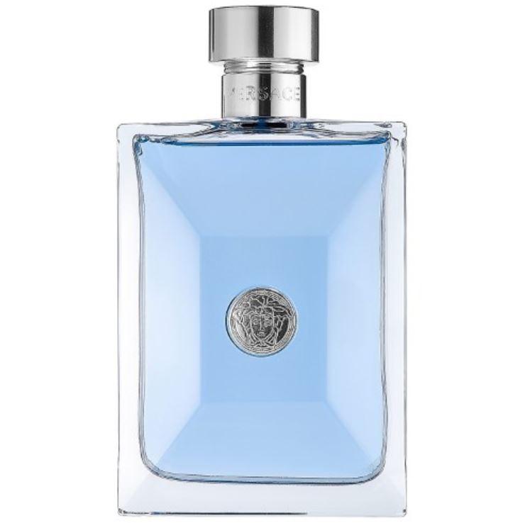 Versace Pour Homme Cologne for Men, 6.7 Oz
