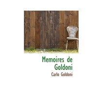 Memoires de Goldoni
