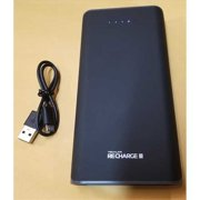 Refurbished Techlink Recharge 20000mAh Portable Power Dual USB - Black
